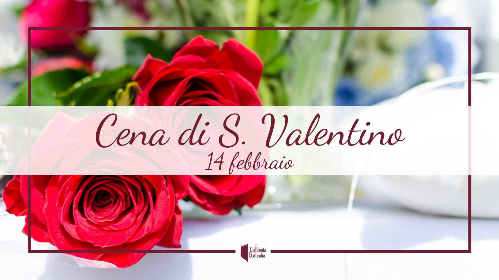 Cena di S. Valentino