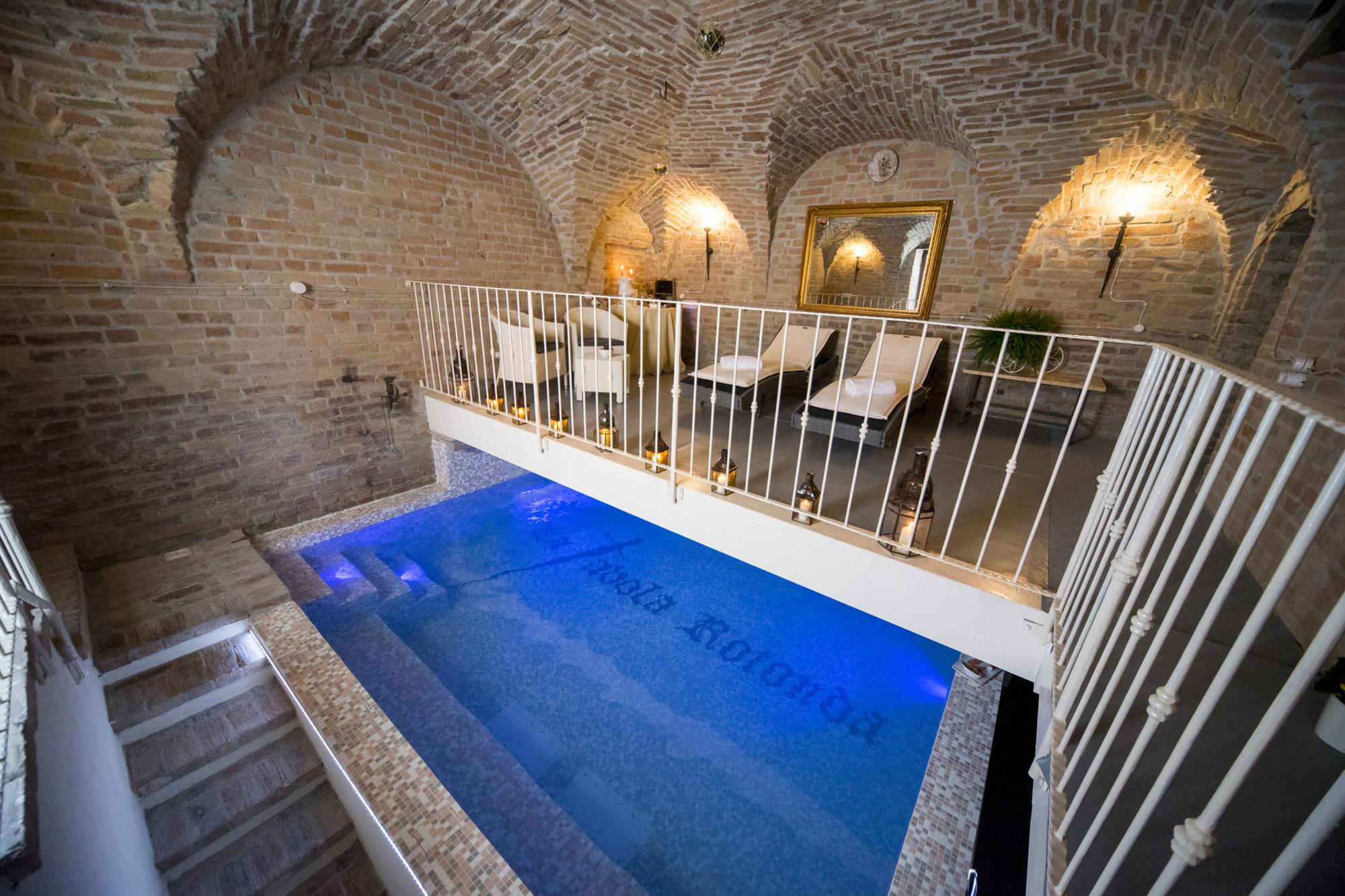 hotel con piscina a piacenza